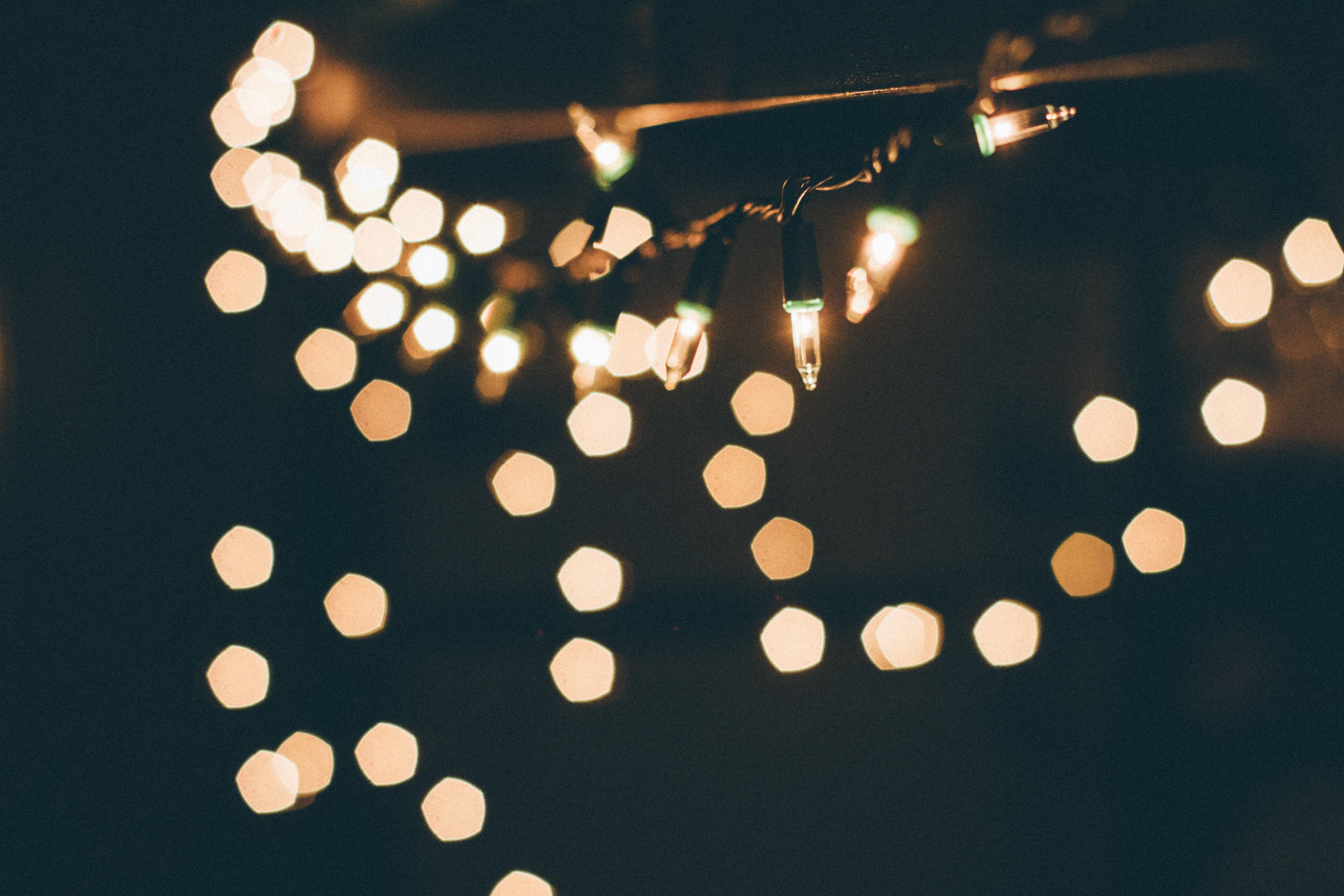 Spara el och pengar med rätt julbelysning